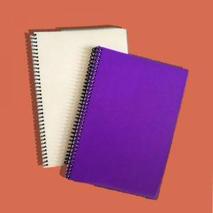 Imagen de cuaderno pequeño